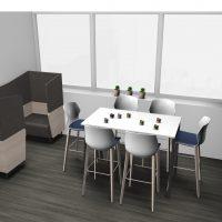 VUE 10 Meeting Café 2-3-4 ème étage