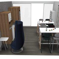 VUE 14 Meeting Café 2-3-4 ème étage