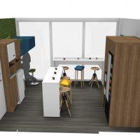 VUE 15 Meeting Café 5 ème étage