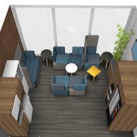 VUE 17 Meeting Café 5 ème étage