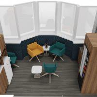VUE 19 Meeting Café 6 ème étage