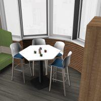 VUE 21 Meeting Café 6 ème étage