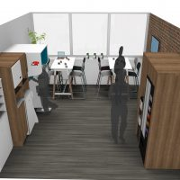 VUE 5 Meeting Café 2-3-4 ème étage