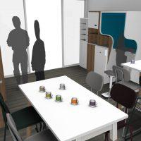 VUE 6 Meeting Café 2-3-4 ème étage