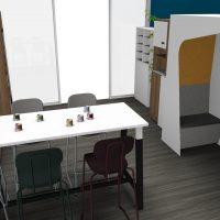 VUE 8 Meeting Café 2-3-4 ème étage