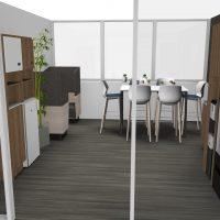 VUE 9 Meeting Café 2-3-4 ème étage
